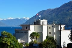 Hotel Villa Caesar Brissago Tessin Schweiz