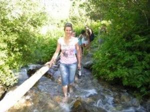 Blitzingen Natur- und Wildwasser Kneipp Weg