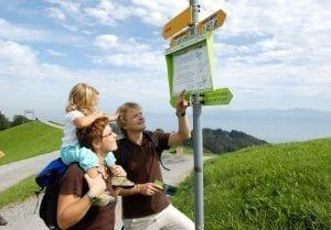 Appenzeller Gesundheitsweg - Kneippanlage Heiden (AR)