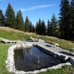 Kneippanlage und Barfussweg Bad Ragaz Pardiel 009