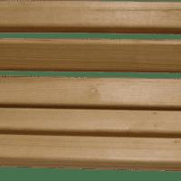 Holzrost für Kneippanwendungen