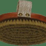 Trockenmassagerbuerste