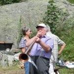 5 jähriges Jubiläum in Pardi bei Acletta in Disentis