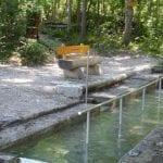 Wassertretanlage Domat Ems