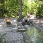 Kneippverein Domat Ems Wassertretanlage