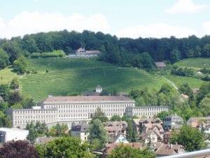 Steinbrunnen Winterthur