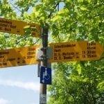 Wanderwege auf Drei Weihern