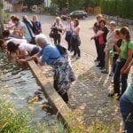 Armbad-Brunnen vis à vis Schwert Schupfart