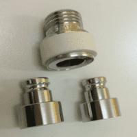 Schnellkupplung Metall Gießrohr Kneipp