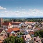 Luftaufnahme von Bad Wörishofen: Das Kneipp-Original - Urlaub, Kur, Erholung