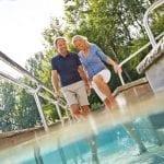 Wassertreten in Bad Wörishofen: Das Kneipp-Original - Urlaub, Kur, Erholung