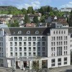Hotel am Spisertor St. Gallen
