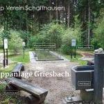 Griesbach Kneippanlage Kneippverein Schaffhausen